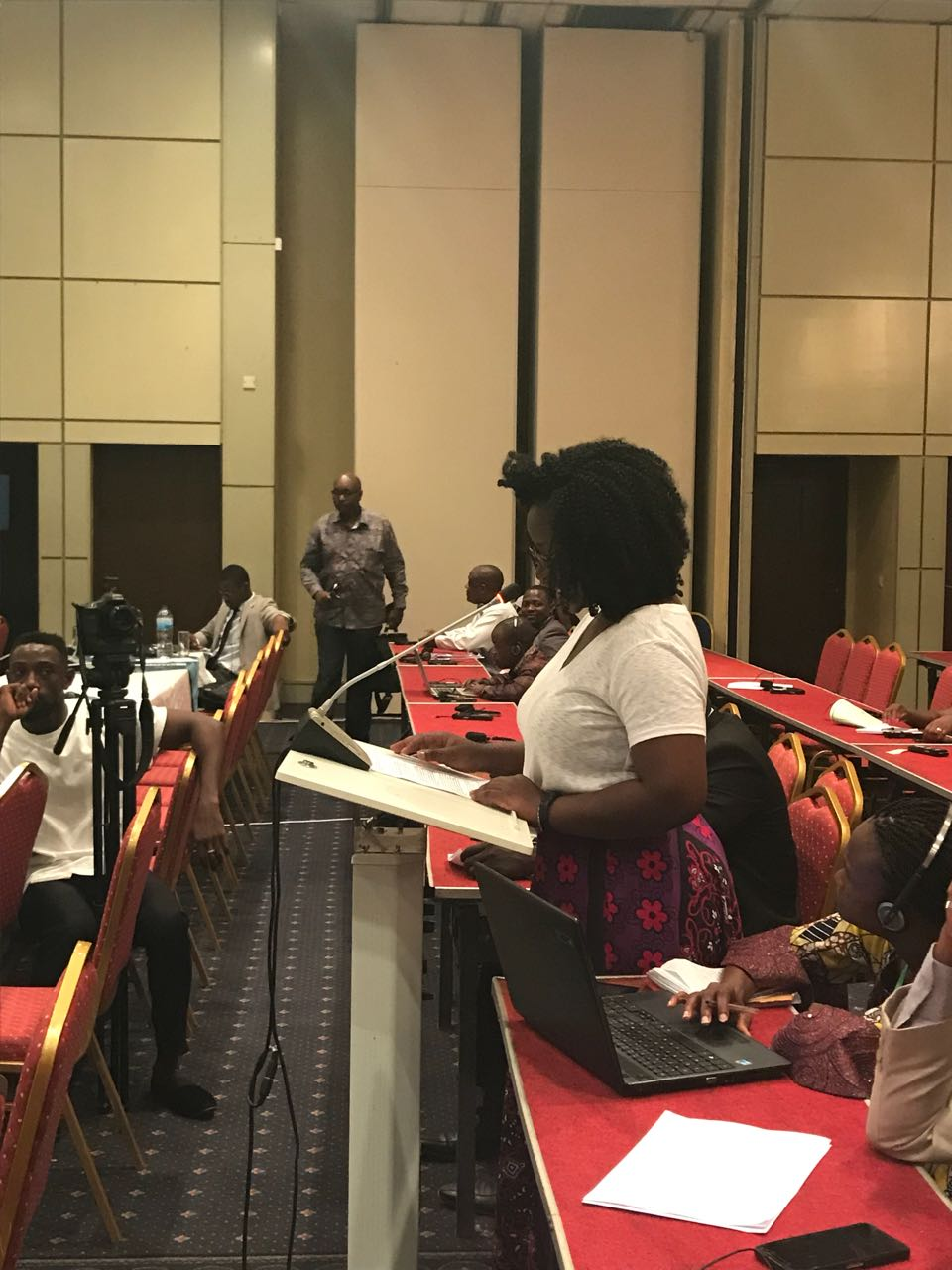 Joint Statement To The 61st Session Of The African Commission On Human And Peoples' Rights In Response To The Report By The Special Rapporteur On The Rights Of Human Rights Defenders In Africa