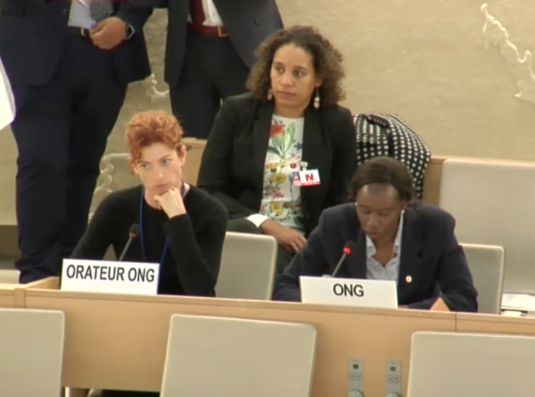 Statements Delivered By The CAL At The 37th Human Rights Council Session