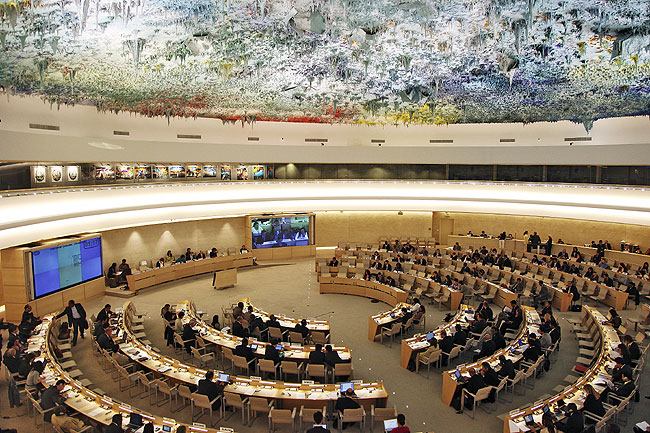 CAL At The 37th Human Rights Council