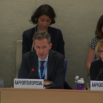 CAL@HRC38:Statement On Freedom Of Expression (FoE)