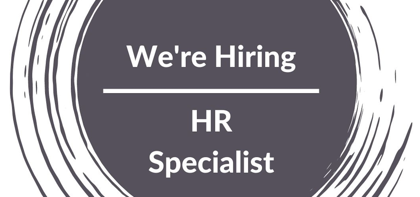 Job Notice – HR Specialist