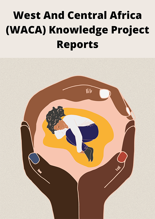 Launching The WACA Knowledge Project Reports